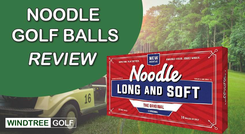 noodle golf balls review