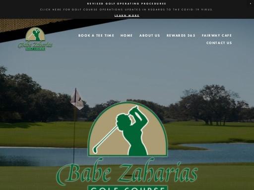 Babe-Zaharias-Golf-Course-FL