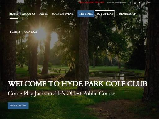 Hyde-Park- Golf-Club-FL
