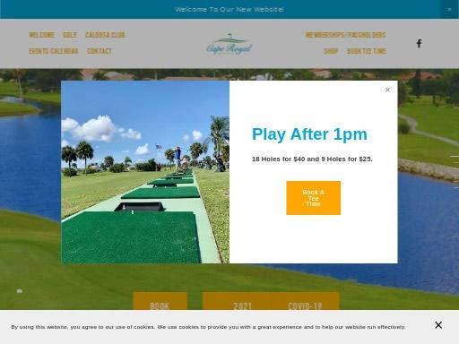 Cape-Royal-Golf-Club-FL