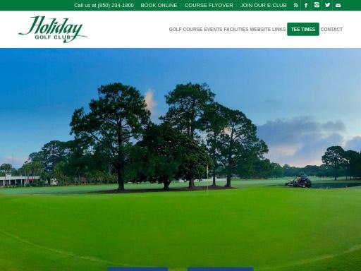 Holiday-Golf-Club-FL