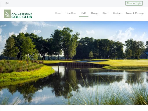 The Golf Club at Ocala Preserve