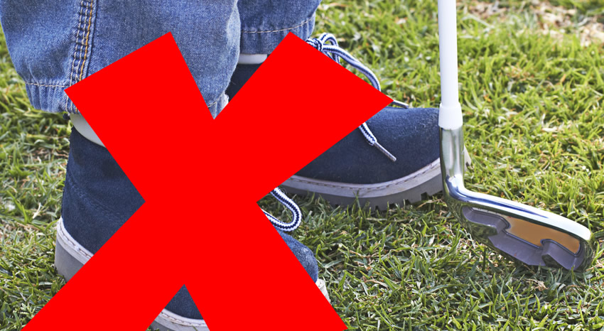 Can You Play Golf in Jeans?