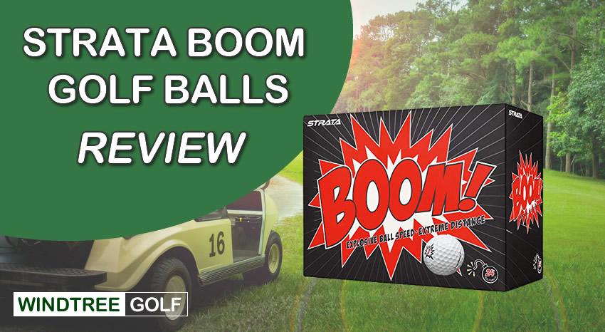 strata golf balls review