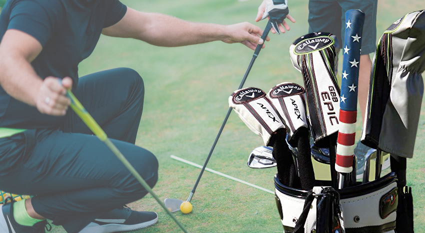 Golf Alignment Stick Covers