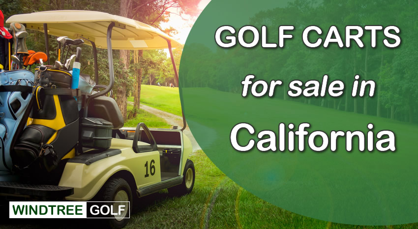 golf-carts-for-sale-California