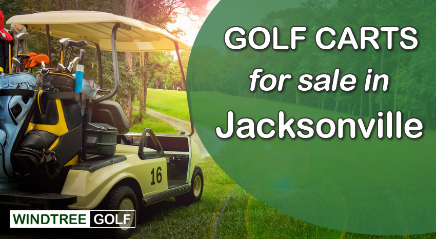 golf carts for sale Jacksonville