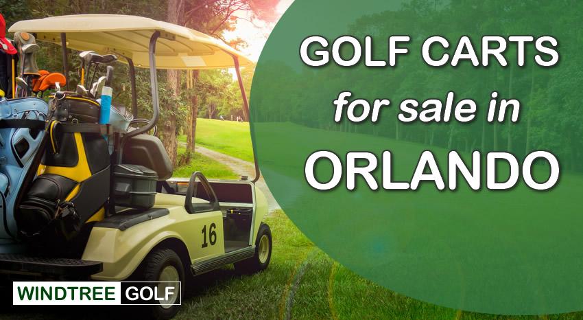 Golf Carts for Sale Orlando