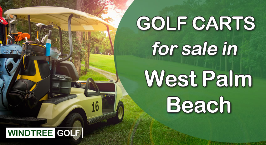 Golf Carts for sale in West Palm Beach