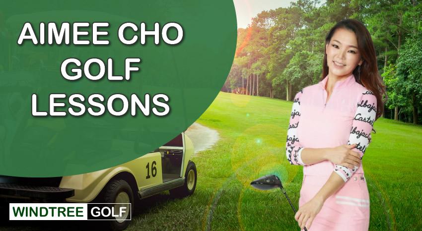 Aimee Cho Golf Lessons