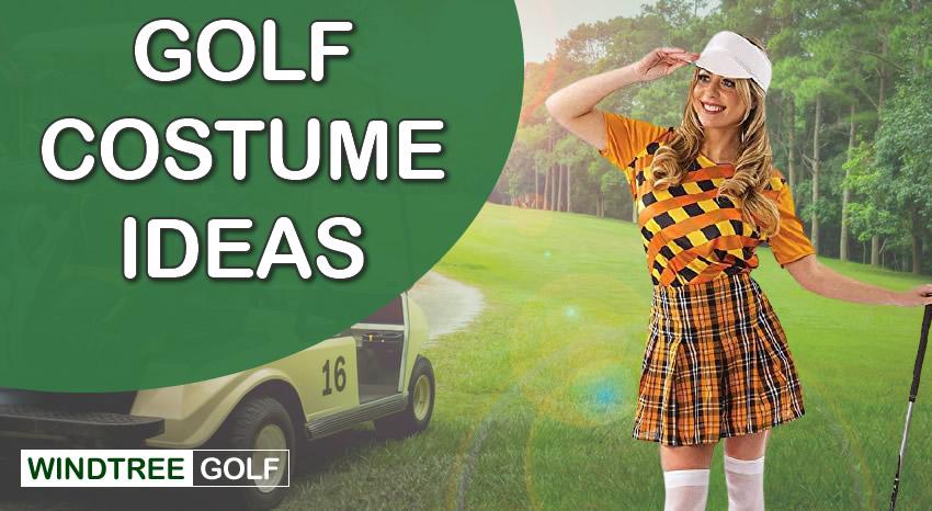 golf costume ideas