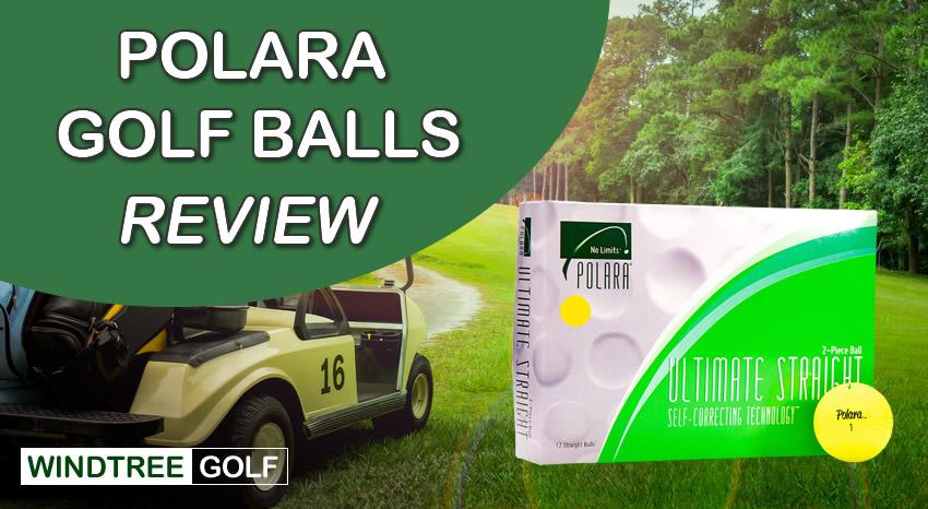 polara golf balls review