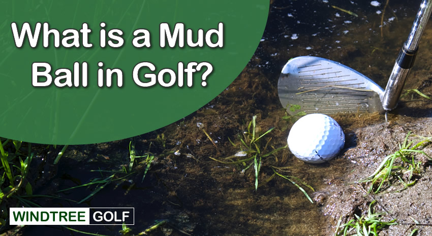 mud ball in golf