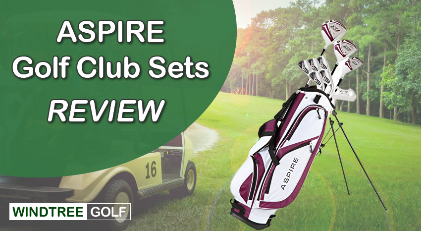 aspire golf clubs review