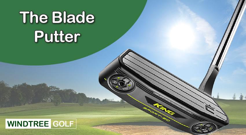 blade putter club type