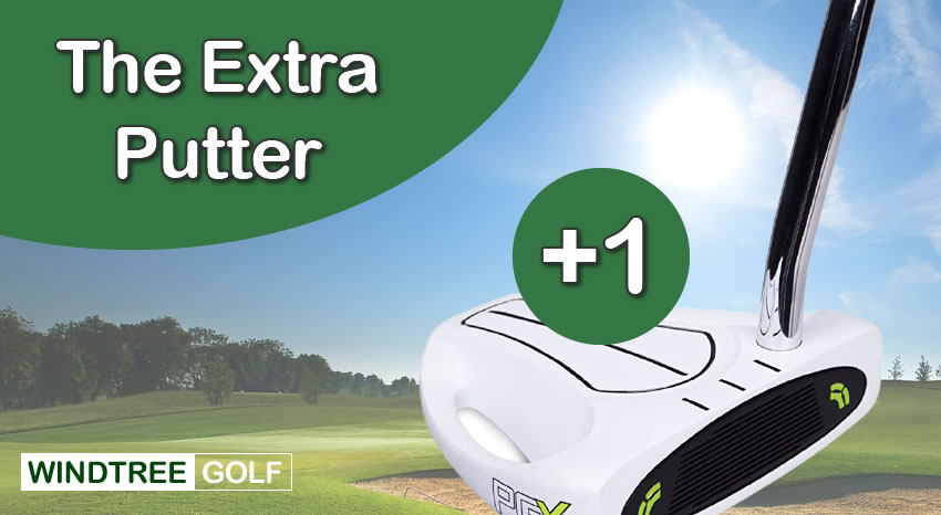extra putter club type