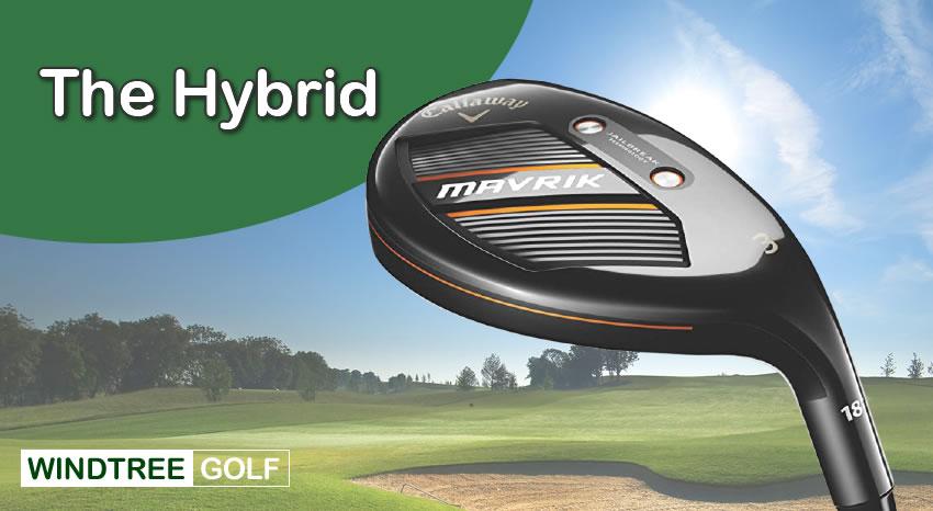 hybrid club type