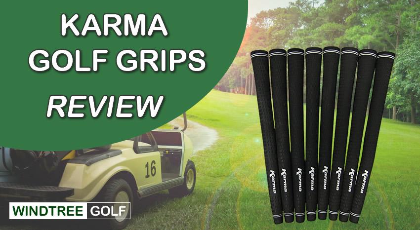 karma golf grips review