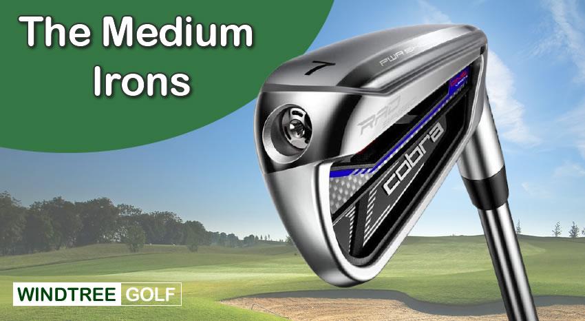 medium irons club type