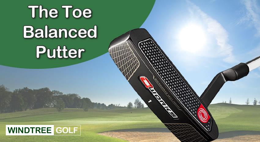 toe balanced putter club type