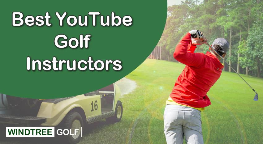 youtube golf instructors