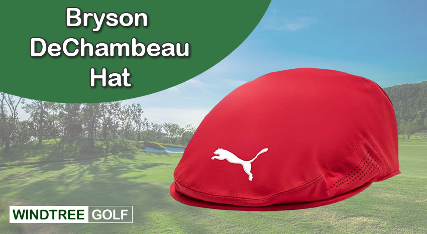 Bryson DeChambeau Hat