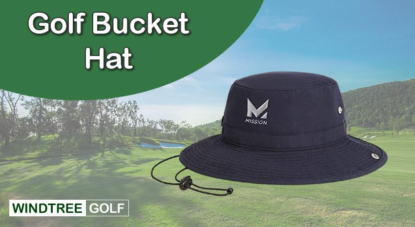 golf bucket hat
