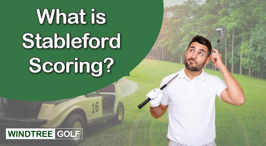 stableford scoring in golf
