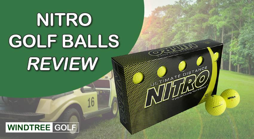 NITRO GOLF BALLS REVIEW