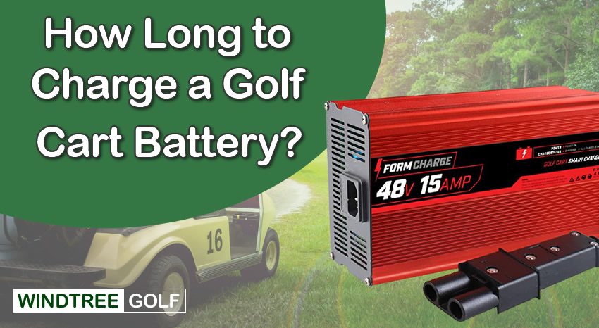How Long to Charge Golf Cart Batteries