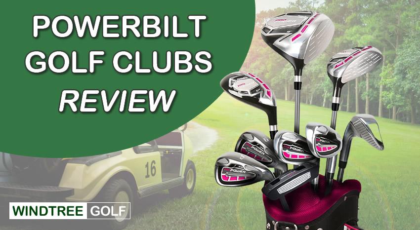 powerbilt golf clubs